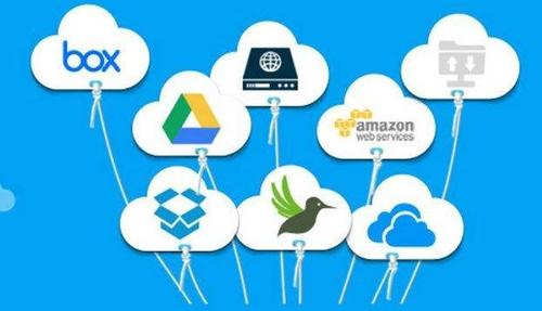 ذخیره اطلاعات در فضای ابری