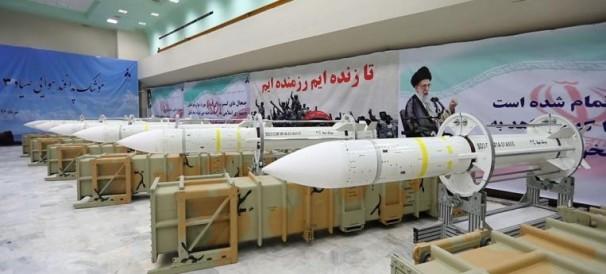 افتتاح خط تولید انبوه موشک صیاد3