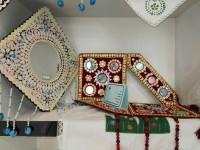 اولین نمایشگاه دائمی صنایع دستی دانش آموزان استان + فیلم
