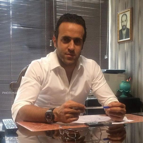 توافق علی کریمی با قهرمان جام حذفی