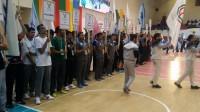 افتتاحیه نخستین المپیاد ملی ورزش همگانی دانشگاههای ایران