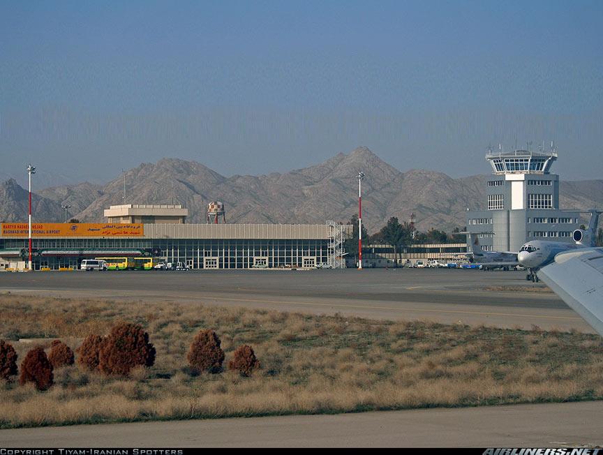 افزایش 30 درصدی پروازها به مشهد