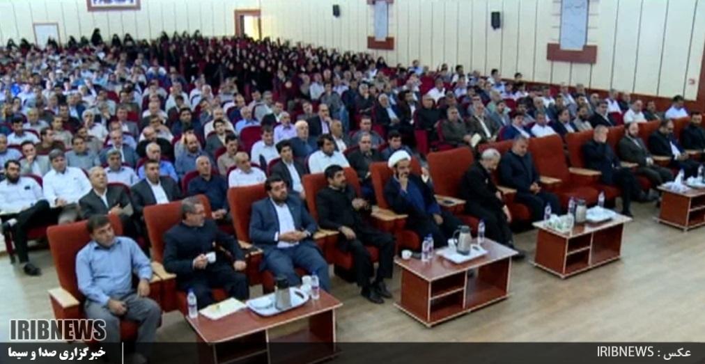 اولین همایش توجیهی خادمیاران آستان قدس رضوی در ایلام + فیلم