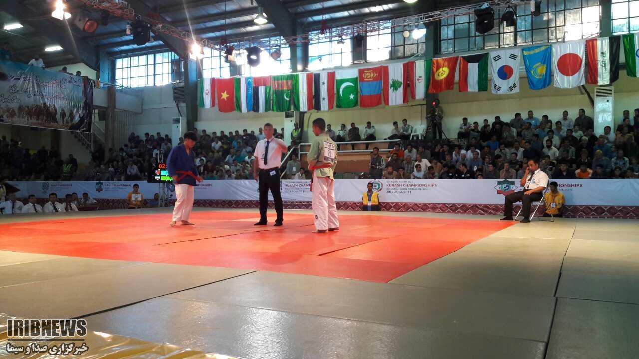 کوراش کاران خراسان شمالی در مسابقات آسیایی صاحب ۳ طلا شدند