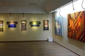 برپایی نمایشگاه نقاشی در نگارخانه رضوان مشهد