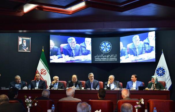 بیستونهمین نشست هیات نمایندگان اتاق تهران با طعم حضور دو وزیر پیشنهادی