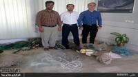 کشف وسایل و ابزار آلات شکار غیر مجاز در الیگودرز
