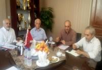 بررسی گزارش مالی و مسائل حقوقی در جلسه هیات مدیره پرسپولیس