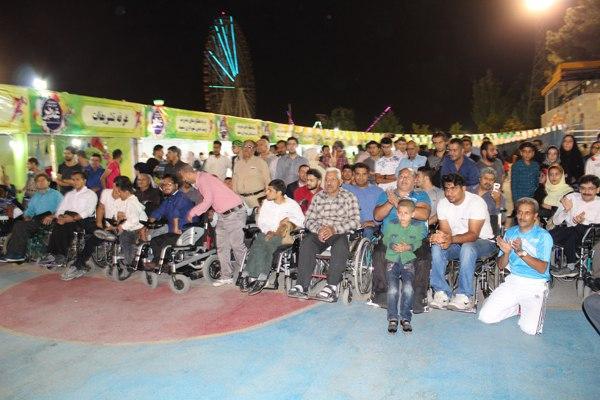 اختتامیه المپیاد فرهنگی ورزشی جانبازان و معلولان در مشهد