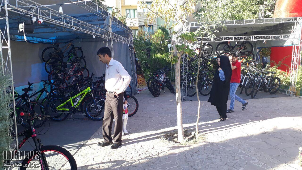نمایشگاه تخصصی عرضه انواع دوچرخه در مشهد