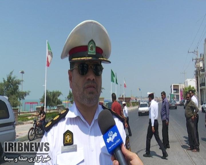 مرگ جوان موتور سوار در بوشهر + گزارش