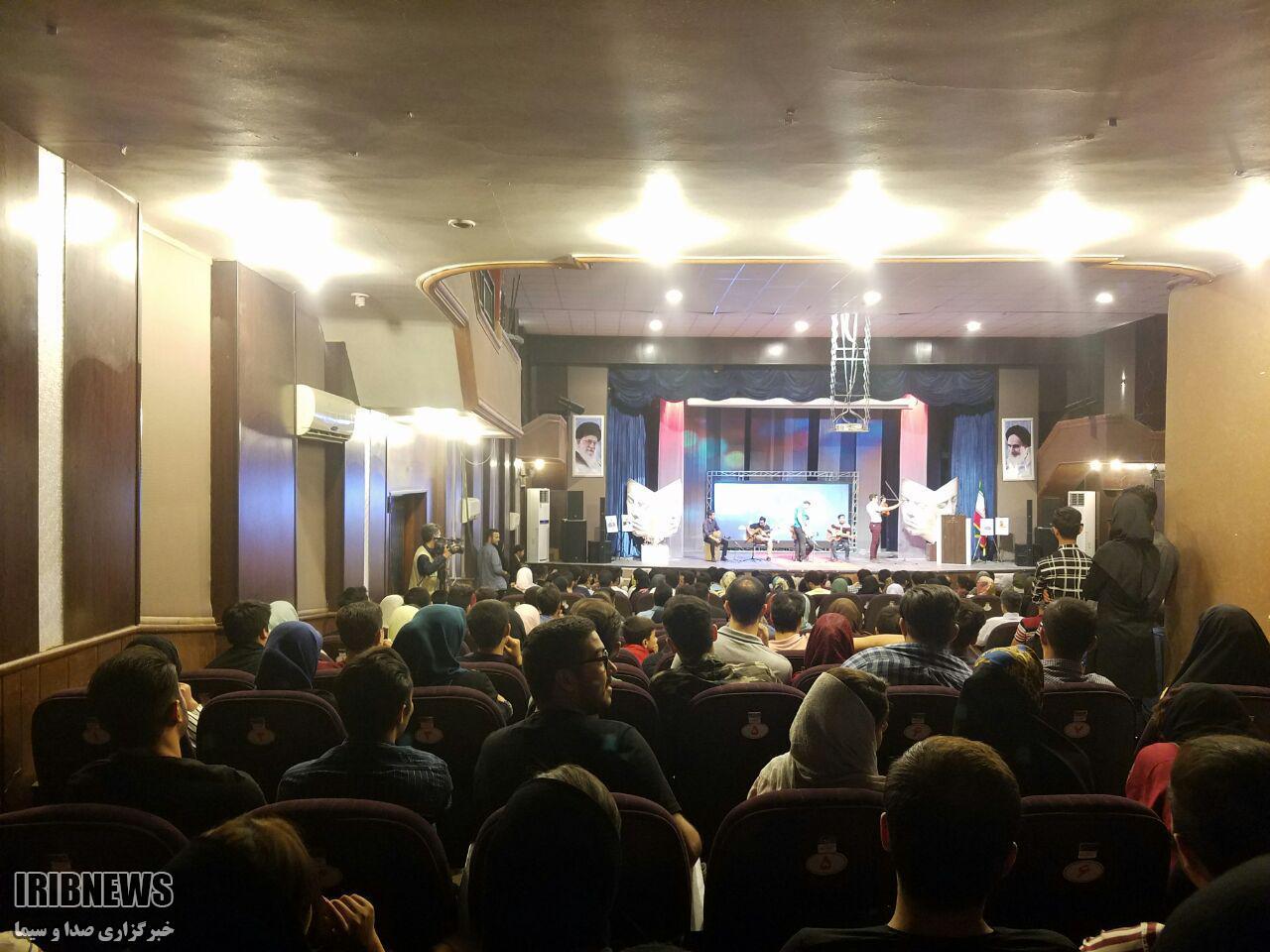 پایان دوازدهمین جشنواره تئاتر خراسان شمالی