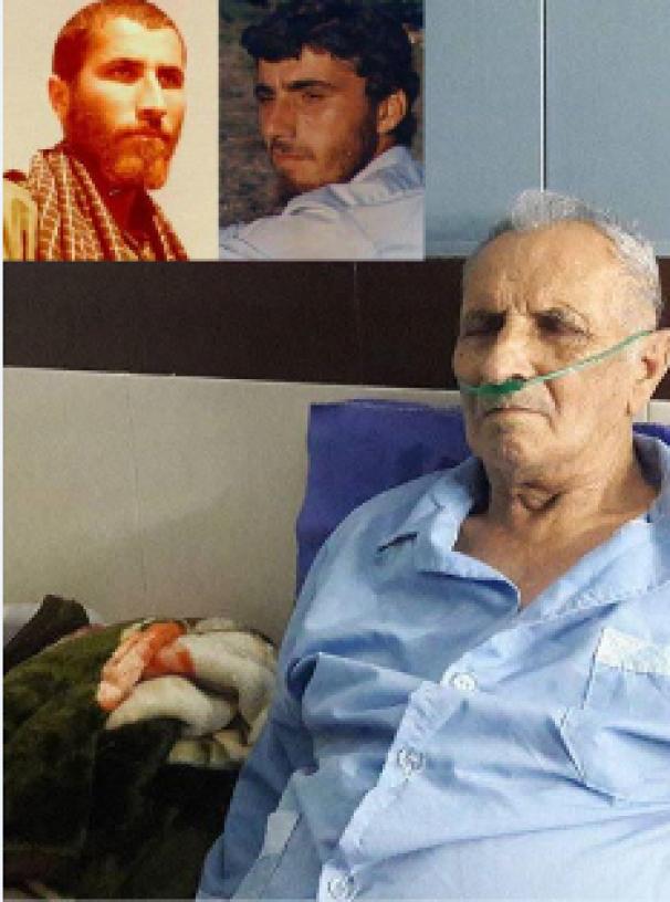 درگذشت پدر شهیدان خنکدار در قائم شهر