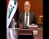حیدر العبادی: مقامات کردستان عراق اگر خواهان تغییر قانون اساسی هستند از طریق قانون اقدام کنند