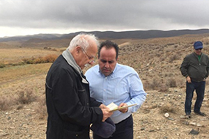 آب های ژرف در اعماق کویر ایران جاری است