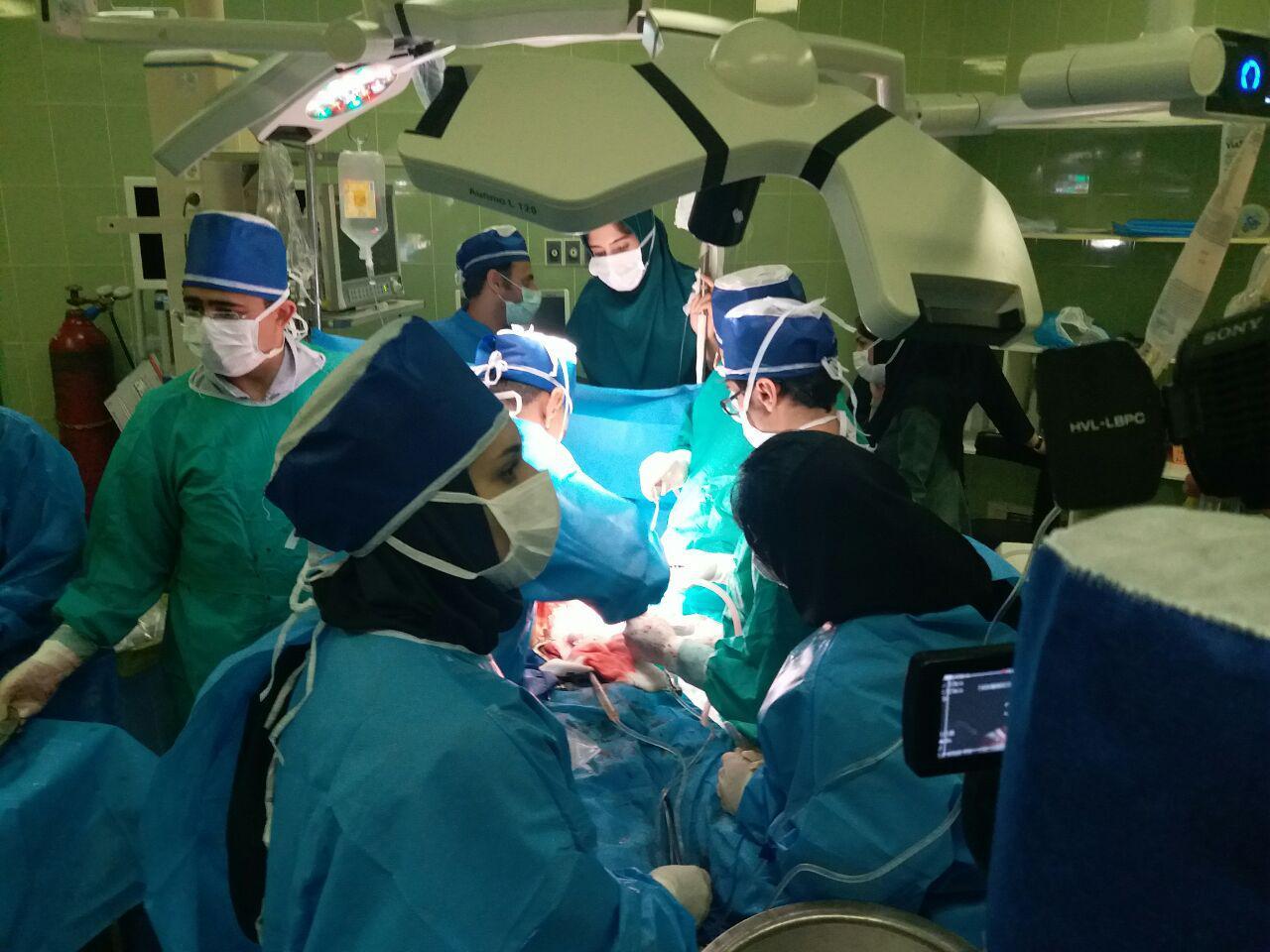 اهدای عضو یک جوان به 4 بیمار زندگی دوباره بخشید