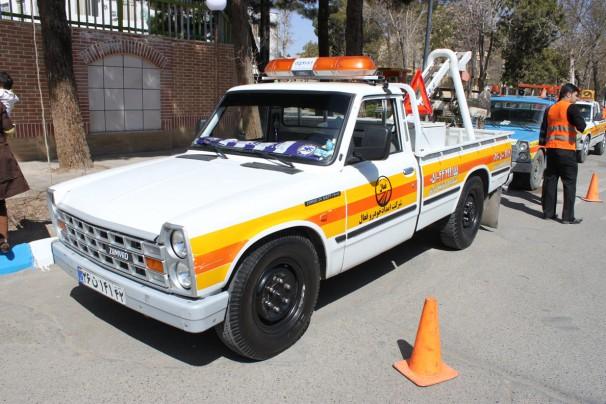 تجهیز امداد خودروها به فاکتورهای الکترونیکی
