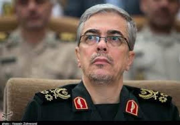 رئیس ستاد کل نیروهای مسلح ایران وارد سوریه شد