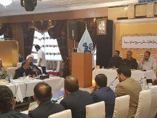 سردار غیب پرور: کار بدون هیاهو و بی حاشیه از شاخصه های مهم بسیج