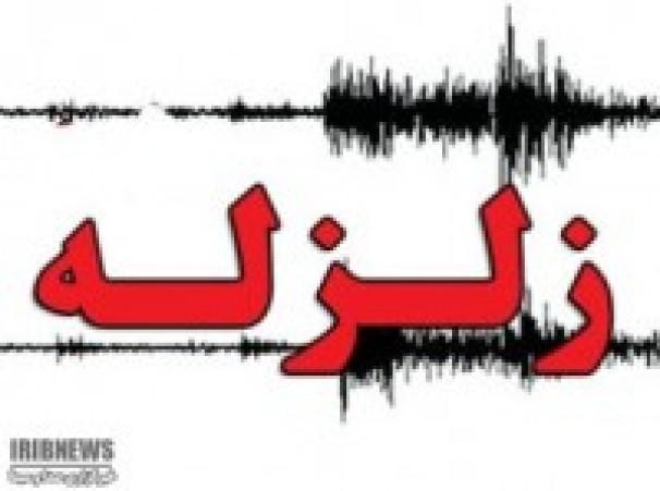 زمین لرزه 5.2 ریشتری در انار کرمان
