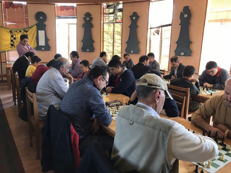 برگزاری مسابقات چندجانبه شطرنج در مشهد