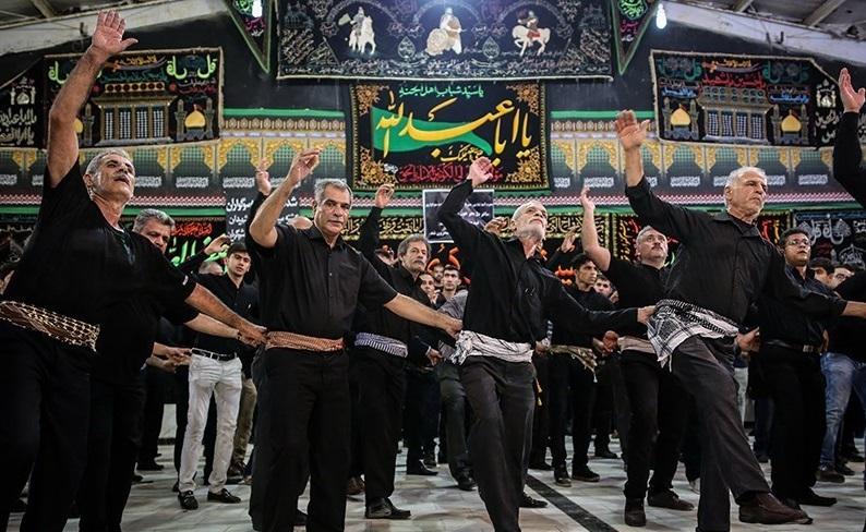 Image result for عزاداری بوشهر در ماه محرم