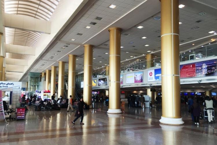 تعویق پرواز مشهد- اراک تا اطلاع ثانوی