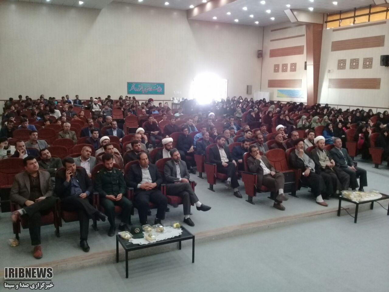 اجلاس نماز شهرستان کبودراهنگ+عکس
