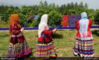 لباس محلی گیلان، شادترین لباس جهان