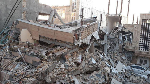 نجار: پیش بینی می کنیم آمار تلفات زلزله کرمانشاه افزایش نیابد