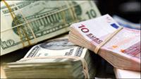 کاهش نرخ بانکی دلار و پوند