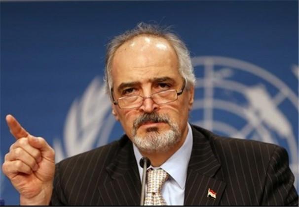 بشار الجعفری، عربستان حامی تروریسم و عامل تخریب چهره مسلمانان