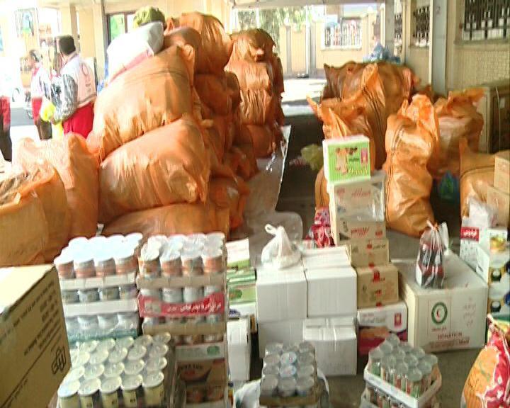 Image result for کمکهای مردمی به زلزله زدگان