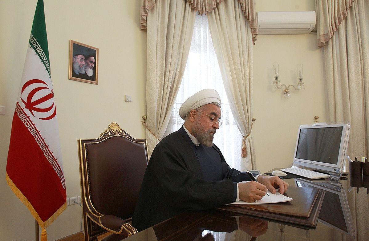 رئیس جمهور سه قانون مصوب مجلس را برای اجرا ابلاغ کرد