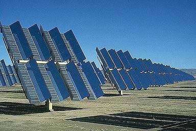 بهره برداری 10 مگاوات برق در نیروگاه خورشیدی جاجرم