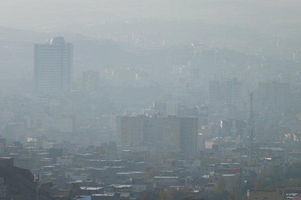 آلودگی هوای مشهد برای سومین روز متوالی