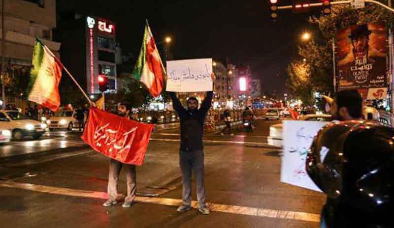 ابراز خوشحالی مردم برای نابودی داعش +تصاویر
