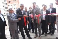 افتتاح سالن ورزشی طراوت وساختمان ورزشی غدیر+تصاویر