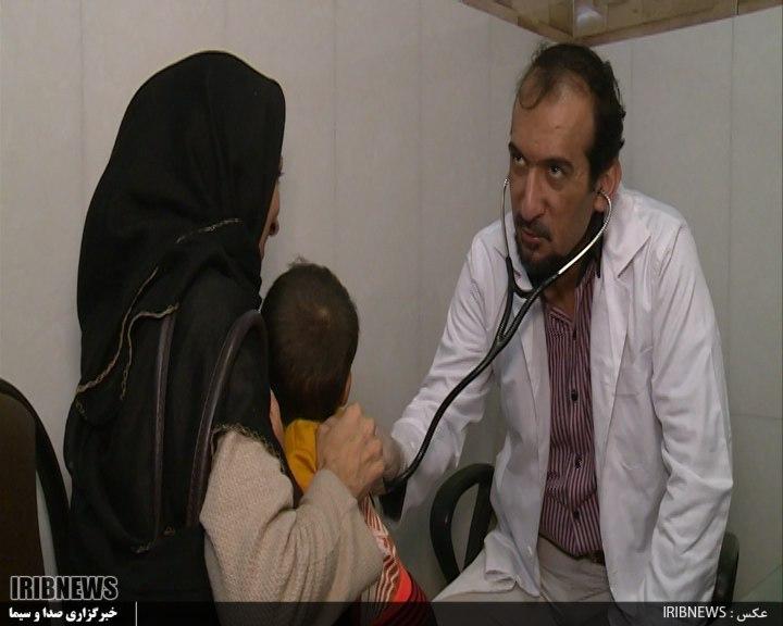 1644037 609 - از صبح تا عصر جمعه درمان رایگان خانوادههای یتیم و نیازمند جنوب شرق تهران