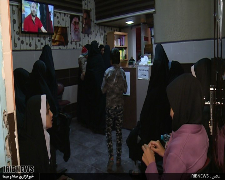 1644038 104 - از صبح تا عصر جمعه درمان رایگان خانوادههای یتیم و نیازمند جنوب شرق تهران
