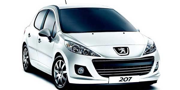 افزایش قیمت پژو 207 دربازار خودرو