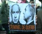 سفر نتانياهو به پاريس و اعتراضات مردمي