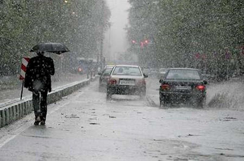 ورود سامانه بارشی جدید به خراسان شمالی از پنجشنبه