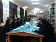 برگزاری هجدهمین نشست ادبی خوانش متون کهن پارسی در کتابخانه مرکزی آستان قدس رضوی