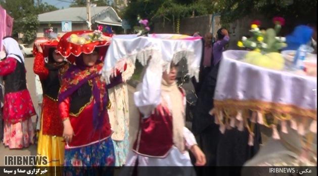 نگاهی به مراسم، آیین ها و سنت های شب یلدا در گیلان