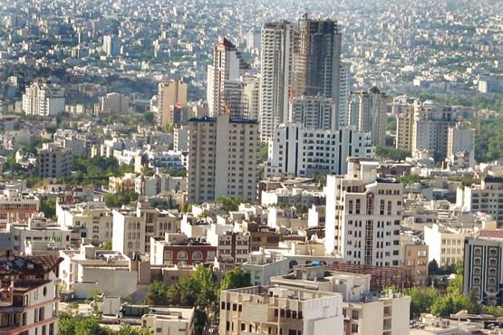 افزایش نسبی قیمت مسکن در شهر تهران