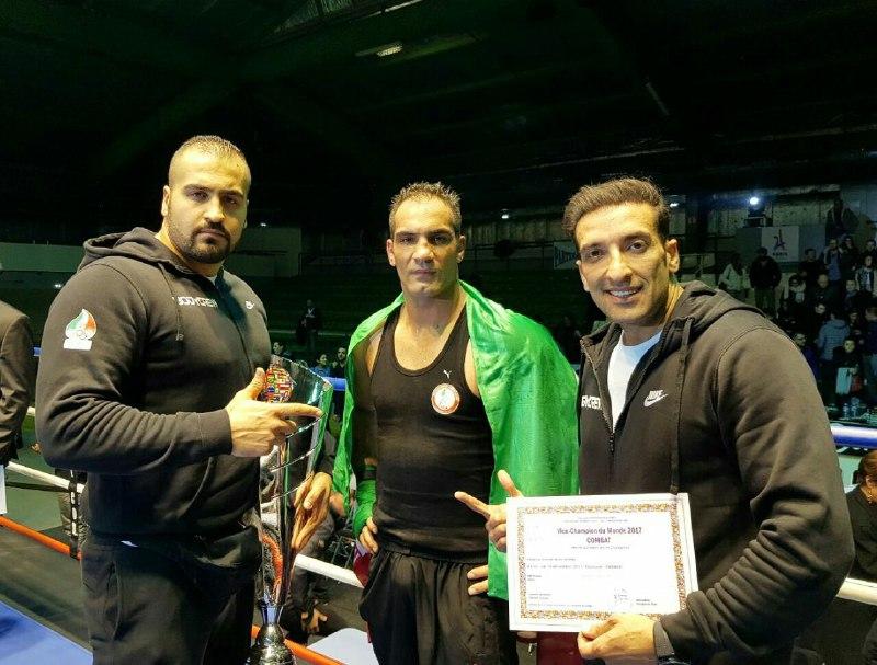 رقابتهای جهانی ساواته؛ مدال نقره برگردن نماینده ایران