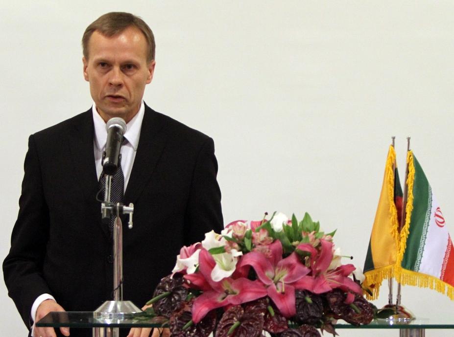 تاکید برتعامل بیشتر ایران و لیتوانی