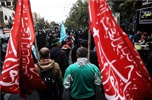 برگزاری اجتماع مردمی بیعت با امام زمان(عج) در مشهد