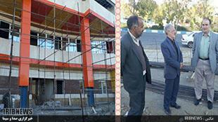 1642016 331 - رئیس دانشگاه علوم پزشکی لرستان افتتاح بیمارستان آیتالله بروجردی دهه فجر امسال